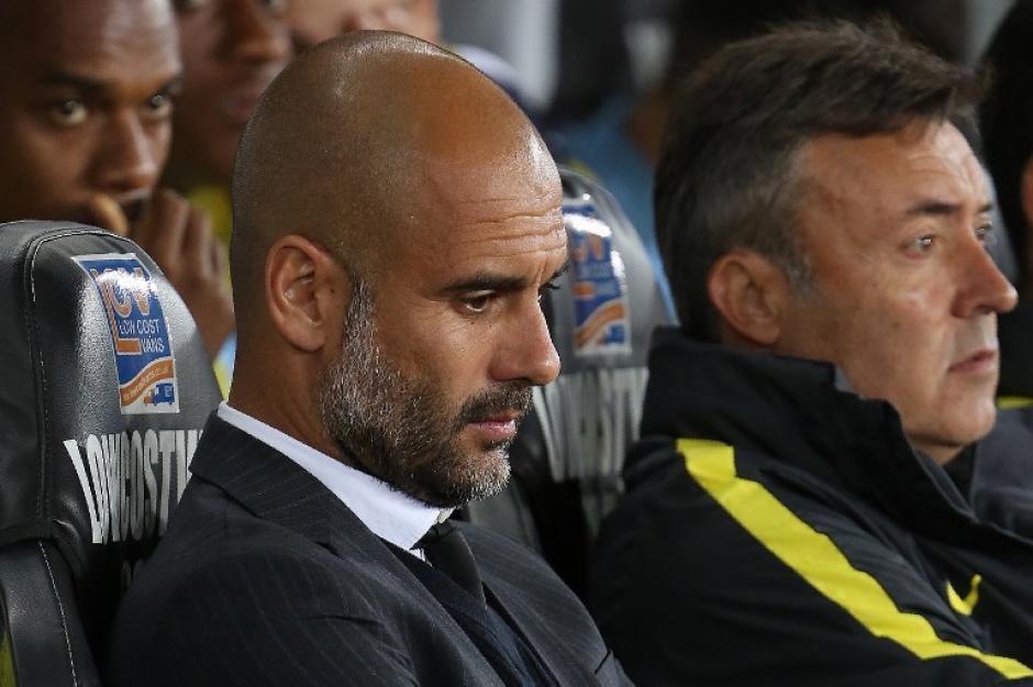 """Guardiola no tendrá a """"su Messi"""" en el Camp Nou. (Foto: AFP)"""