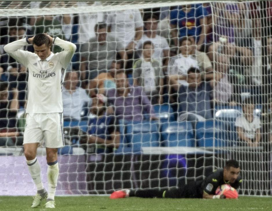 El portugués solo lleva dos goles en esta temporada (Foto: AFP)