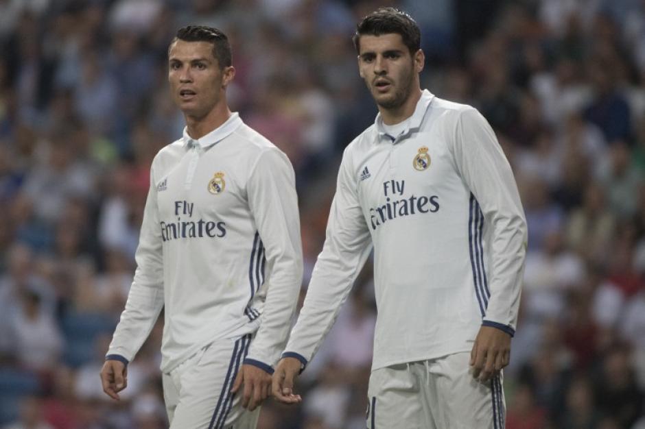 Cristiano y Morata fueron héroes en la primera jornada. (Foto: AFP)