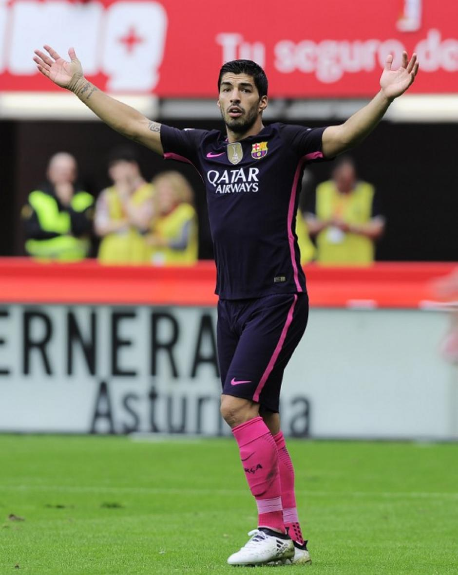 Luis mantiene su pelo natural. (Foto: AFP)