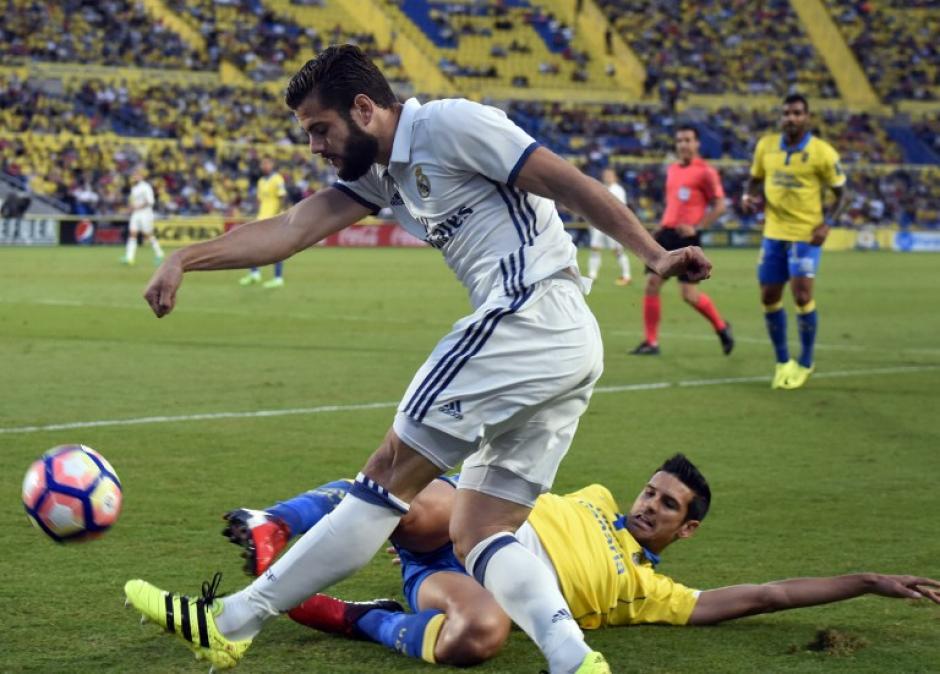 Real Madrid sumó su segundo empate consecutivo en la Liga. (Foto: AFP)
