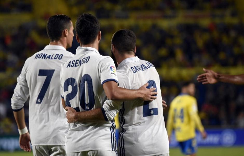 Los merengues ganaron al Sporting de Portugal en la fecha 1. (Foto: AFP)