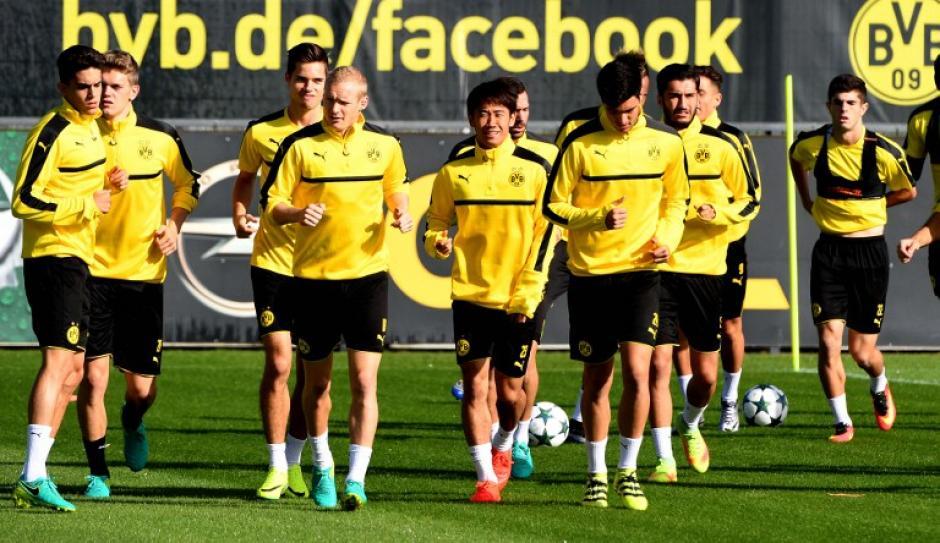 El estadio del Dortmund es uno de los más complicados de la UCL. (Foto: AFP)