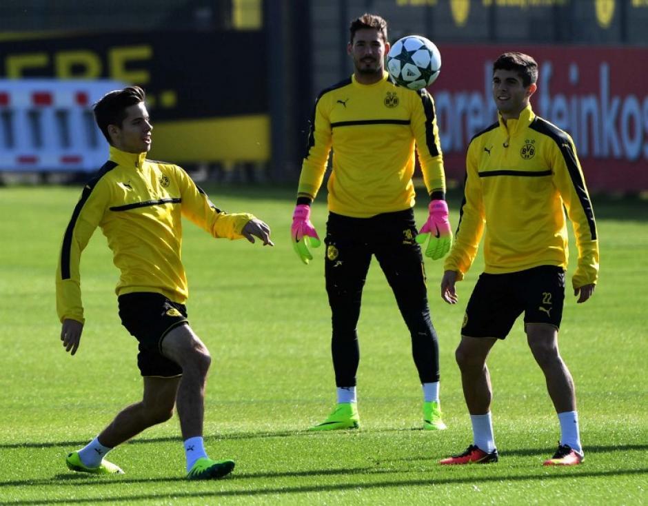 Los alemanes jugarán frente a su afición, una de las más leales de Europa. (Foto: AFP)