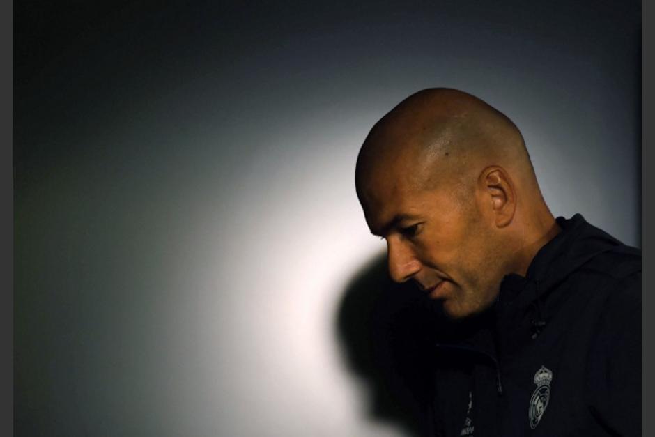 Zidane pierde a su mediocampista más importante. (Foto: AFP)