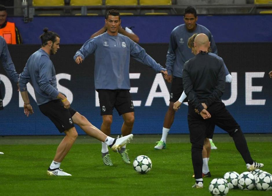 Cristiano Ronaldo llega con mucha presión encima. (Foto: AFP)