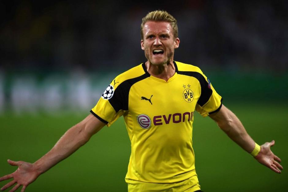 Andre Schürrle puso el empate con un golazo agónico. (Foto: AFP)