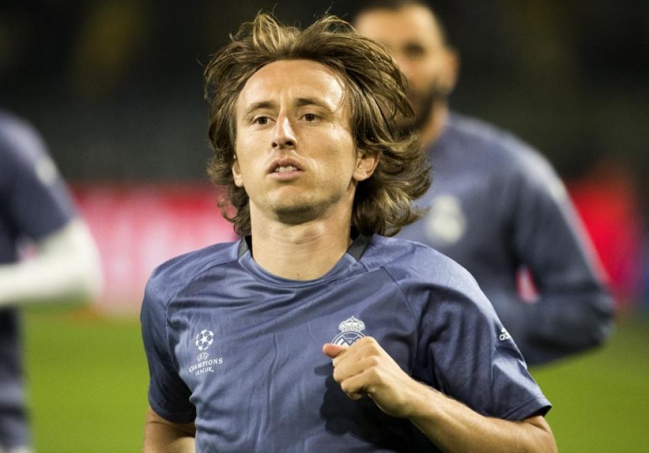 Modric habría jugado con molestias en sus últimos partidos. (Foto: AFP)
