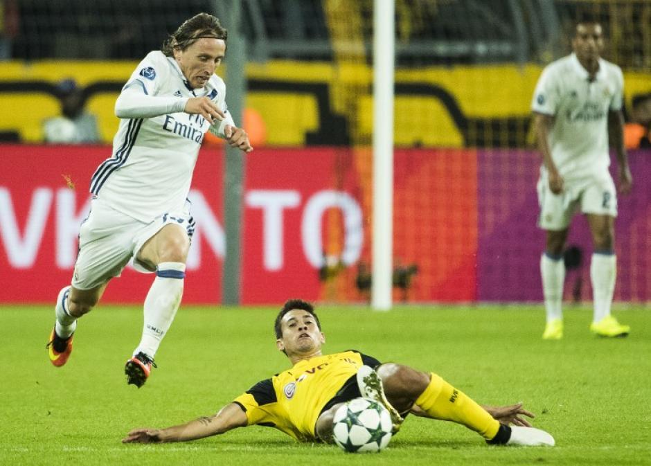 El volante es baja sensible para el Madrid. (Foto: AFP)