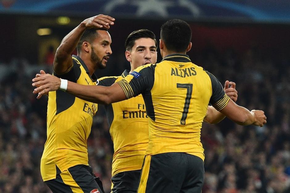 El Arsenal ganó 2-0 en casa. (Foto: AFP)