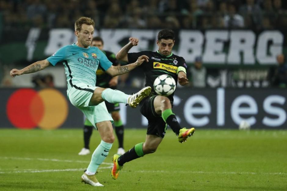 El croata había jugado en la Champions, pero el Barça no informó de nada. (Foto: AFP)
