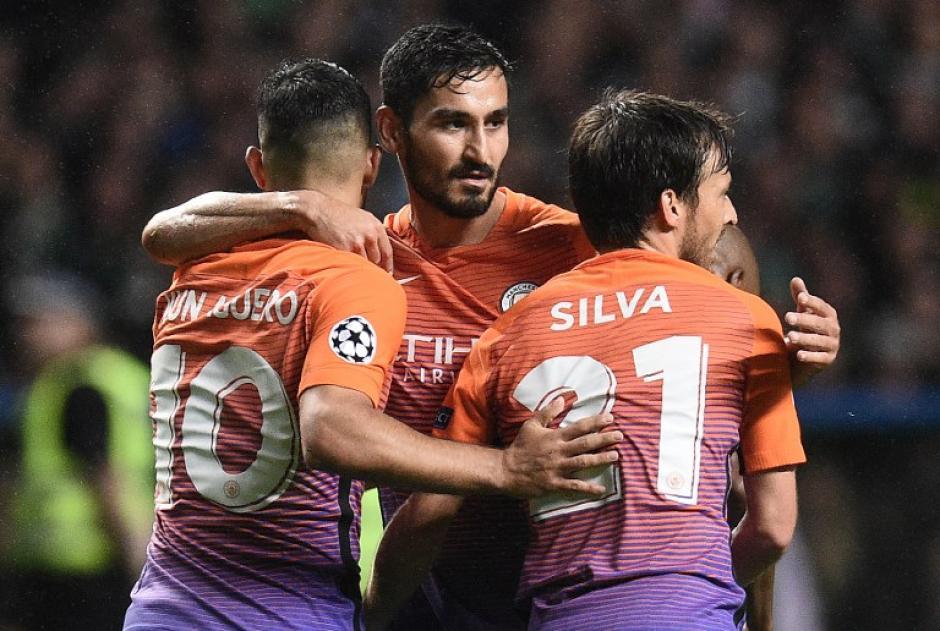 El City es uno de los candidatos para quedarse con la Champions. (Foto: AFP)