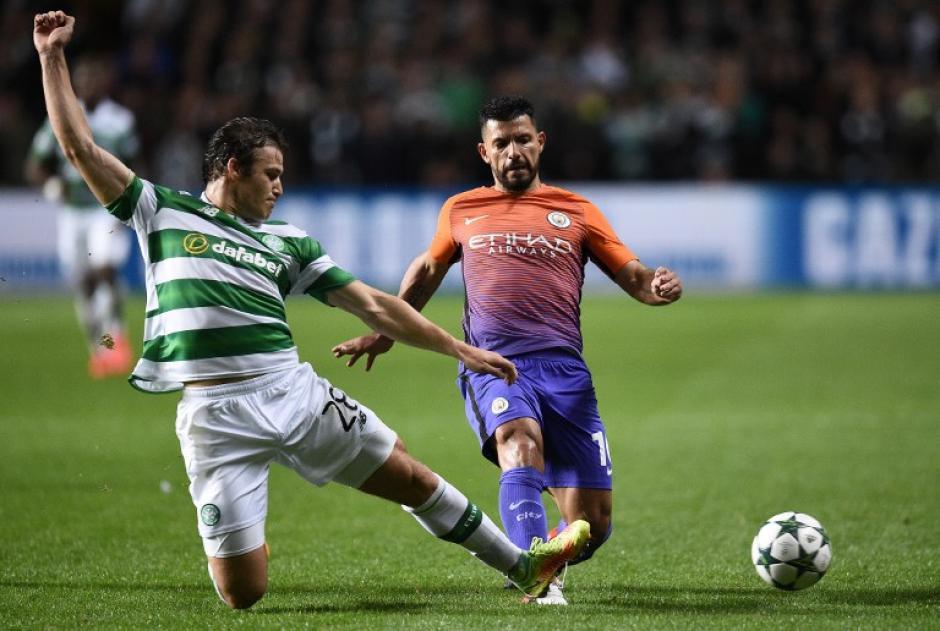 Seis goles en 90 minutos; así fue el juego entre escoceses e ingleses. (Foto: AFP)