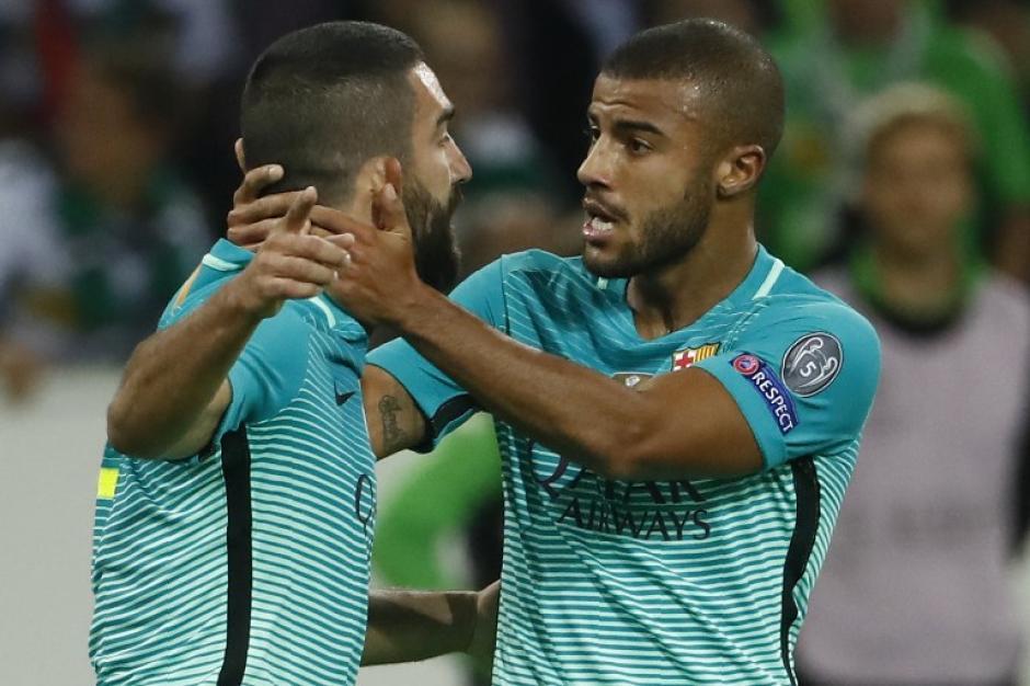 Turan metió el empate 6 minutos después de entrar. (Foto: AFP)