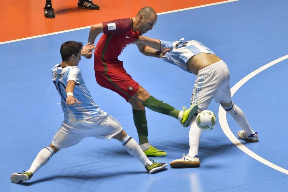 Argentina enfrentará a Rusia en la final del Mundial. (Foto: AFP)
