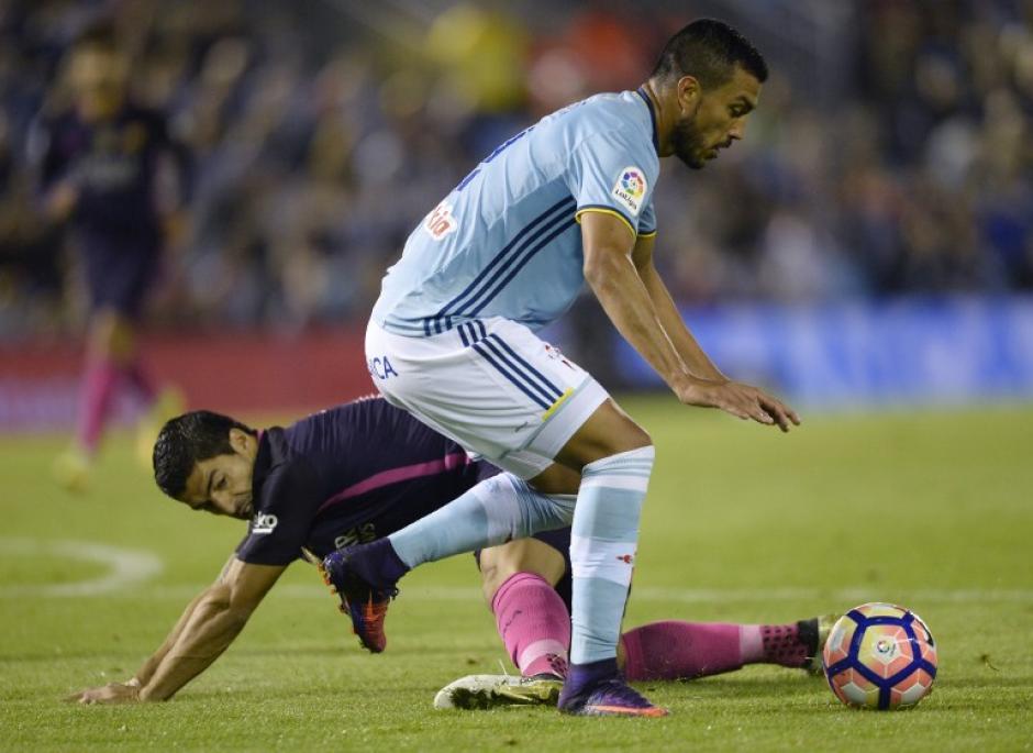 Los azulgrana han jugado horrible en defensa. (Foto: AFP)
