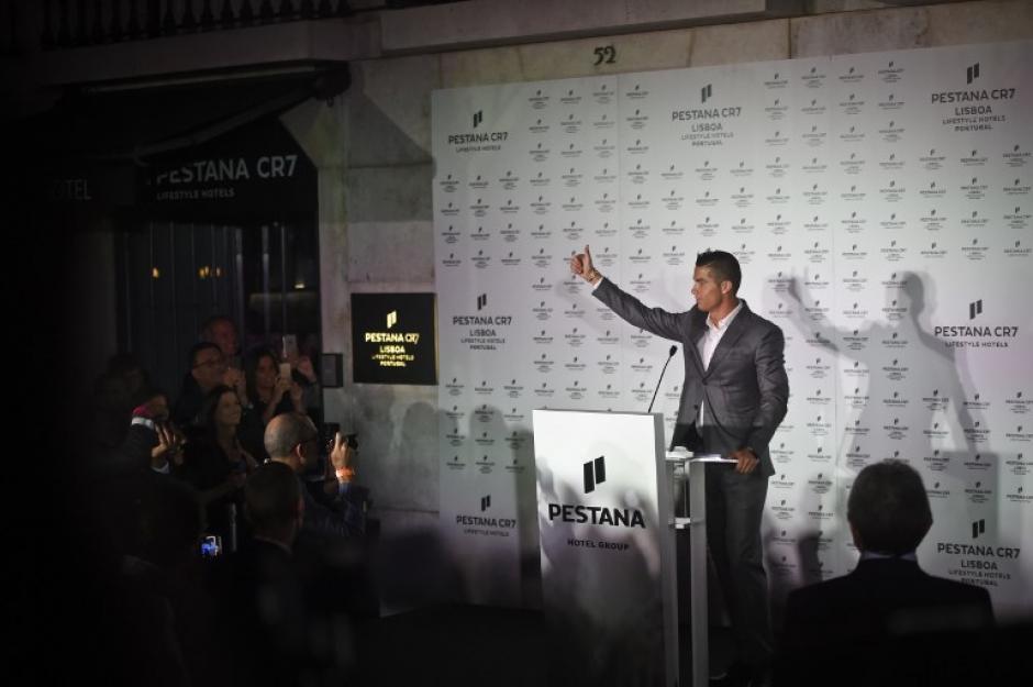 En conferencia de prensa fue presentado el nuevo hotel. (Foto: AFP)