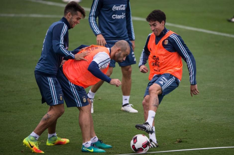 Argentina jugará sin Leo Messi. (Foto: AFP)