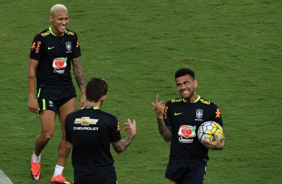 Brasil ha mejorado mucho en los últimos dos partidos. (Foto: AFP)