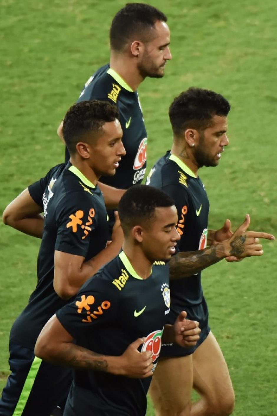Brasil jugará sin Brasil. (Foto: AFP)