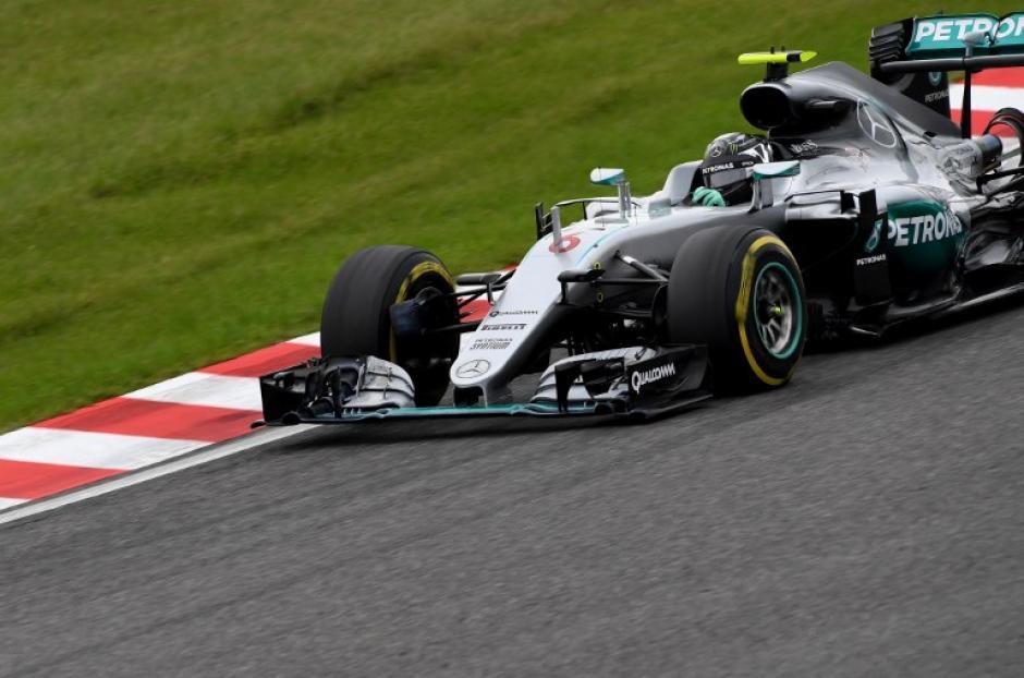 A falta de cuatro Grandes Premios, Rosberg es el virtual campeón. (Foto: AFP)