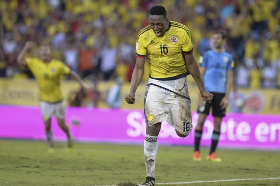 Mina podría llegar al FC Barcelona en los próximos meses. (Foto: AFP)