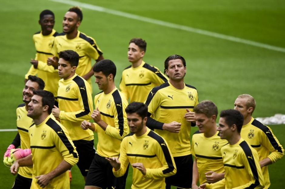 El Borussia Dortmund tiene que ganar en casa del Sporting. (Foto: AFP)