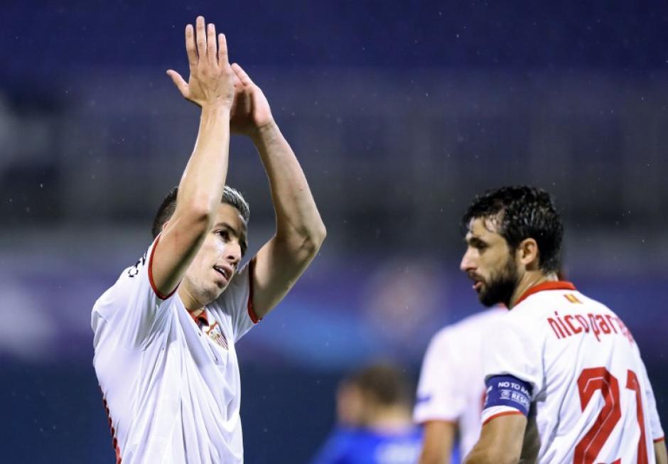 Sin embargo, el Sevilla logró un triunfo también. (Foto: AFP)