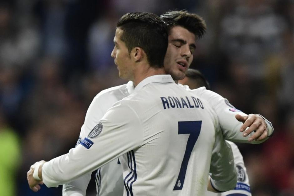 Cristiano no marcó en la goleada. (Foto: AFP)