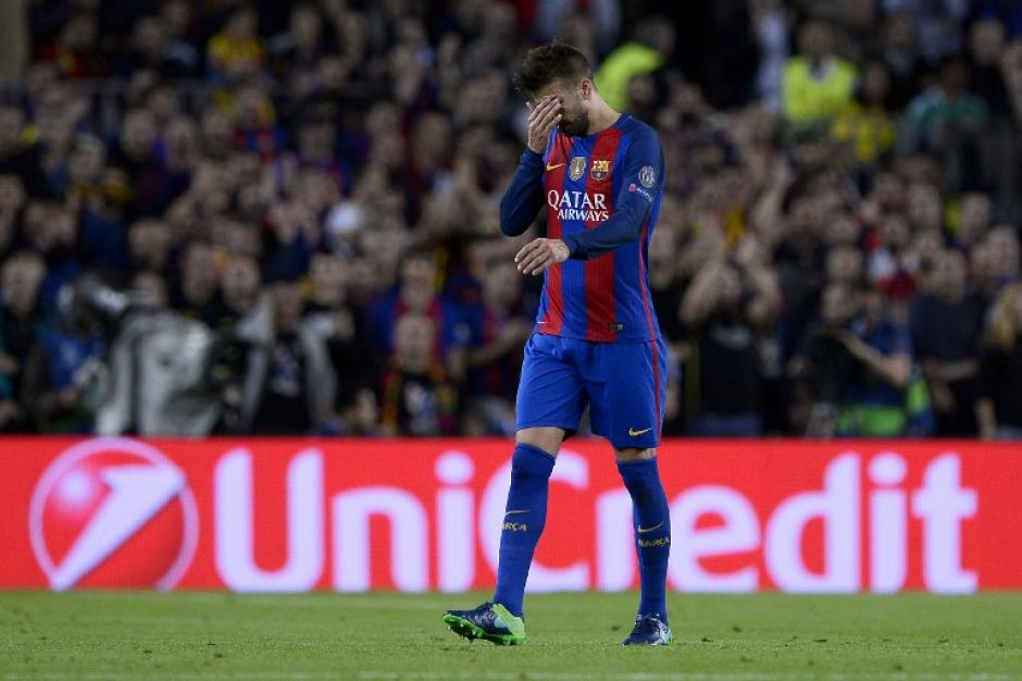 Los jugadores estarán tres semanas de baja, aproximadamente. (Foto: AFP)