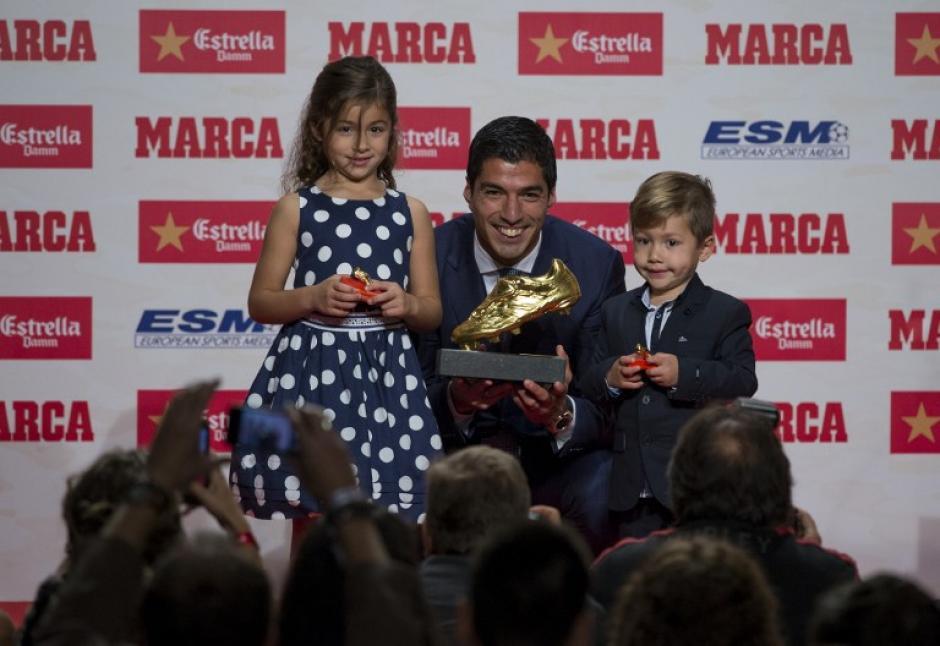 """""""Me quedo con los dos del Bernabéu"""", comentó. (Foto: AFP)"""