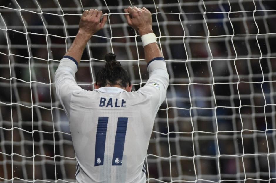 Gareth Bale desequilibró en el ataque merengue. (Foto: AFP)