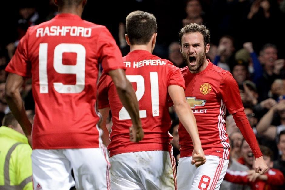 El español fue el héroe del partido. (Foto: AFP)