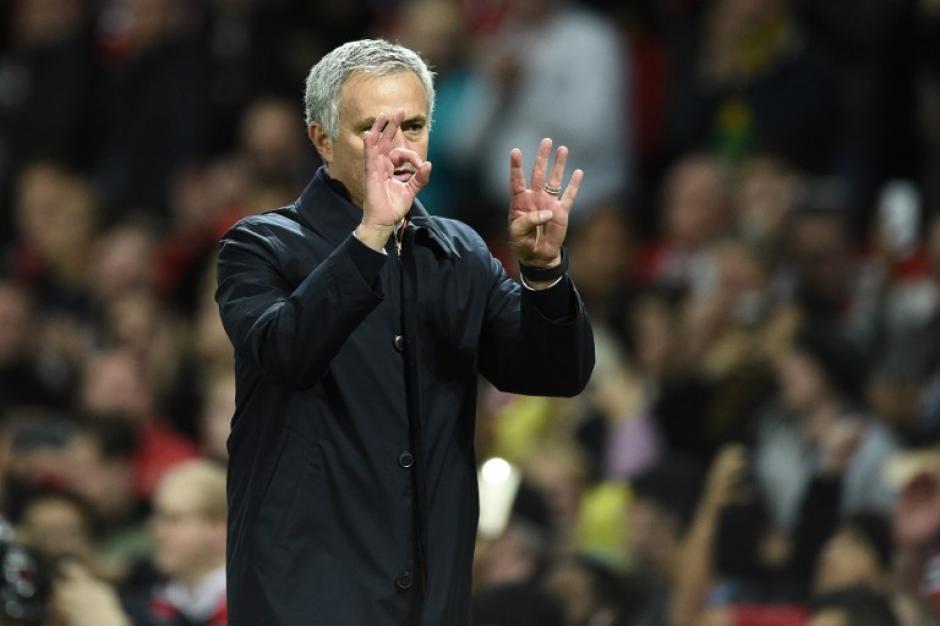 4-0...(en referencia a la derrota contra el Chelsea). (Foto: AFP)