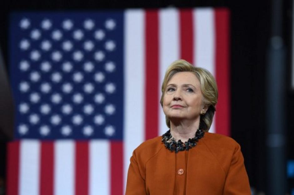 Hillary Clinton dijo estar capacitada para el cargo al haber ganado los debates frente a Donald Trump. (Foto: AFP)