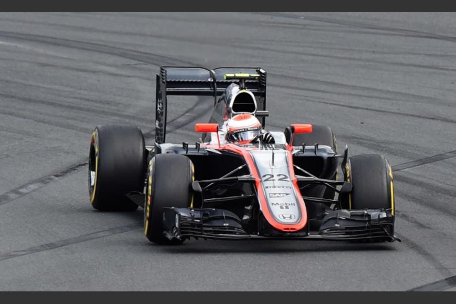 Jenson Button renovó su contrato con la escudería McLaren