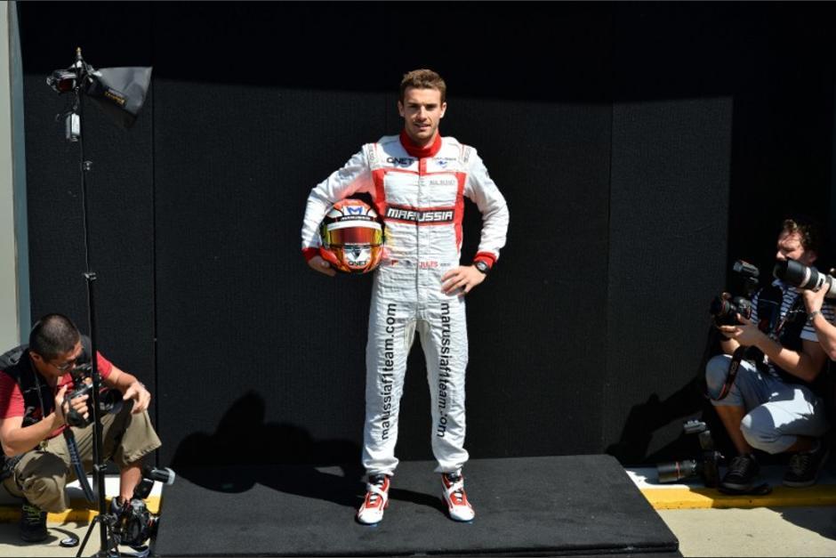 Bianchi fue un piloto francés de Fórmula Uno. (Foto: AFP)