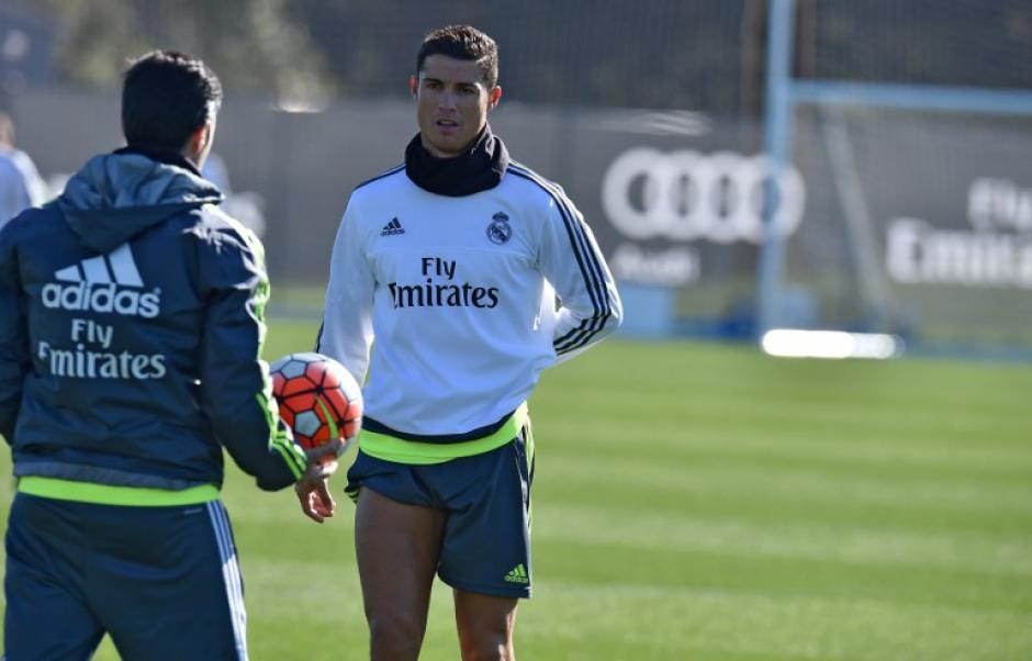 Usualmente se le veía molesto con Cristiano Ronaldo y sin entender las instrucciones. (Foto: EFE)