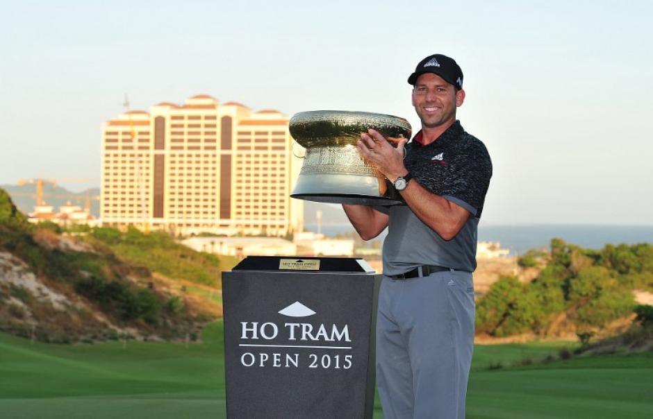 Sergio García se coronó campeón del torneo de golf de Vietnam