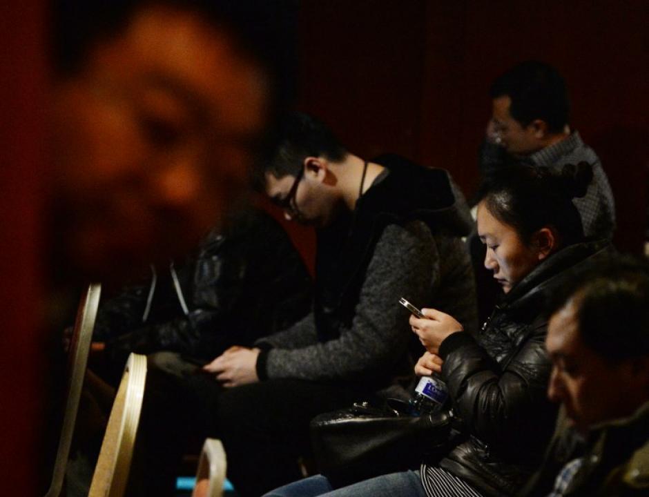 El periódico Strait Times publicó que el director comercial de Malaysia Airlines, Hugh Dunleavy, también llamó a los celulares de la tripulación y tienen tono de llamada. (Foto: AFP)