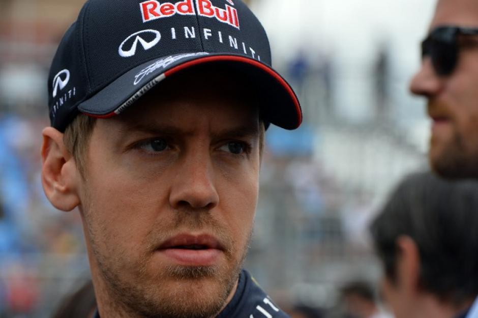 Sebastian Vettel, Red Bull, F1; Australia