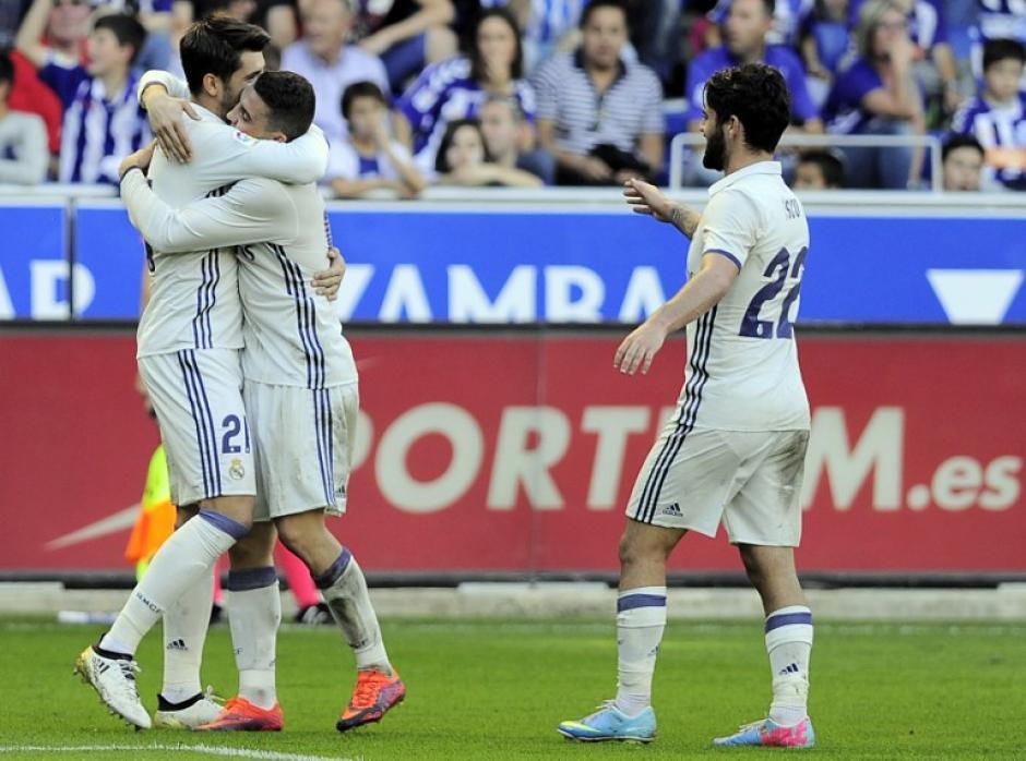 El Real Madrid seguirá como líder. (Foto: AFP)