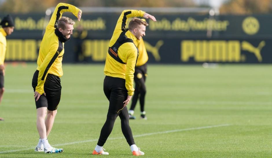 El Borussia Dortmund espera cualquier descuido merengue. (Foto: AFP)