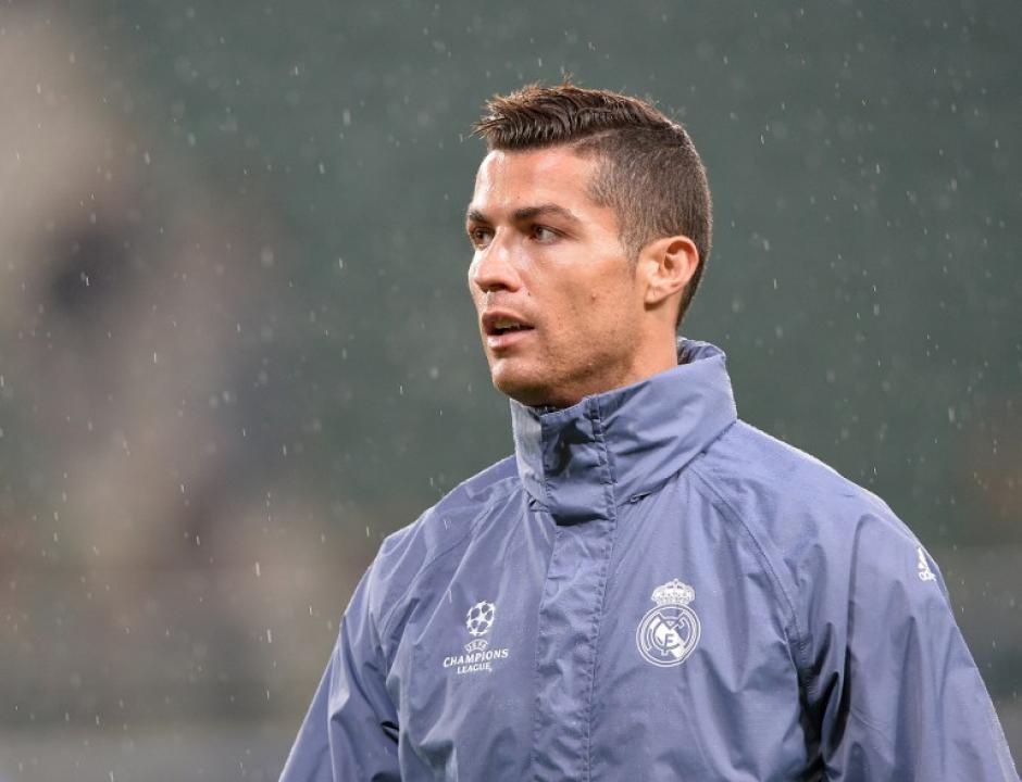 Cristiano Ronaldo está en condiciones para jugar. (Foto: AFP)