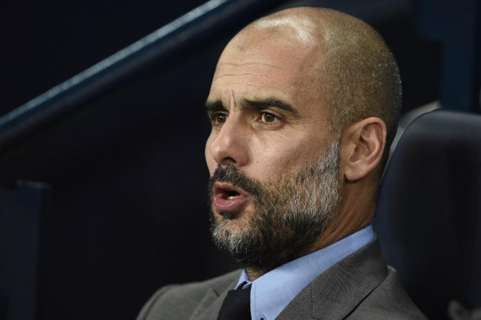 Guardiola renunció a sus ideas para ganarle al Barça. (Foto: AFP)