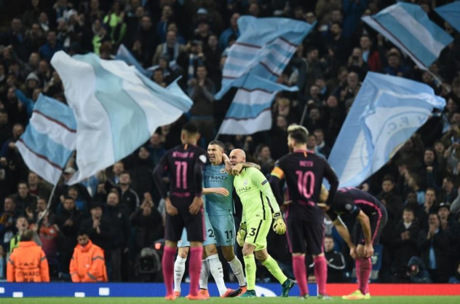 El argentino desapareció en la segunda parte. (Foto: AFP)