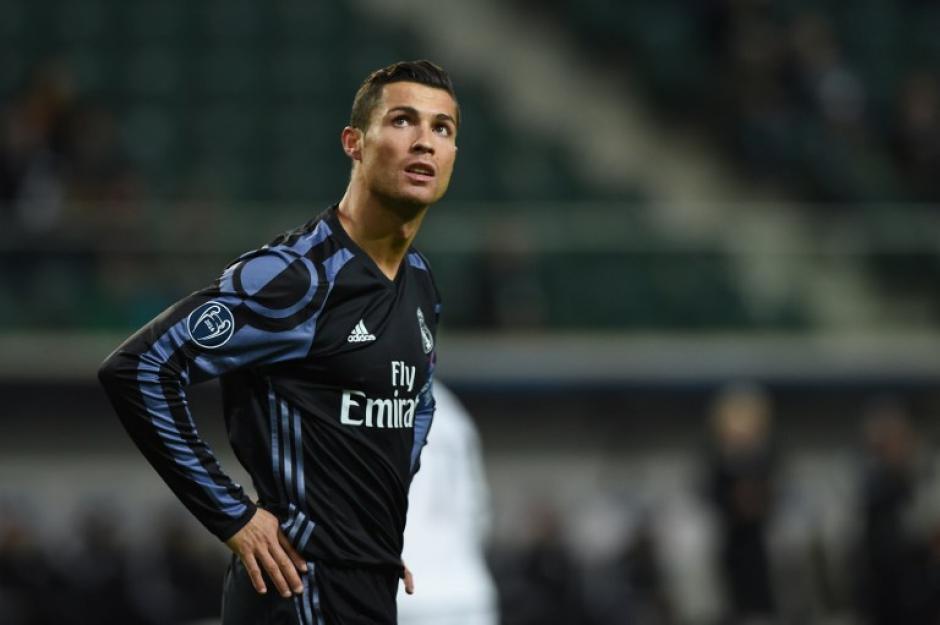 Cristiano volvió a desaparecer. (Foto: AFP)
