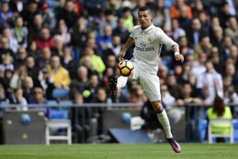 El delantero estará ligado al Real Madrid hasta el 30 de junio de 2021. (Foto: AFP)
