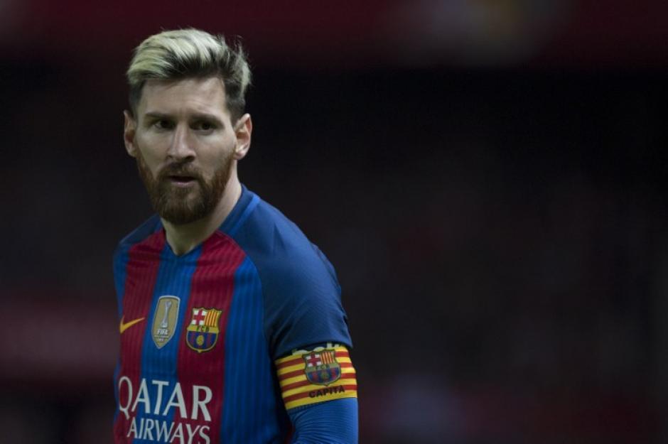 Leo no ha firmado su nuevo contrato con el Barça. (Foto: AFP)