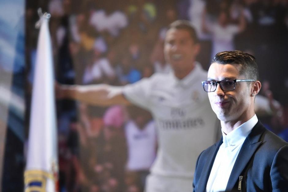 El portugués dice que quiere jugar hasta los 41 años. (Foto: AFP)